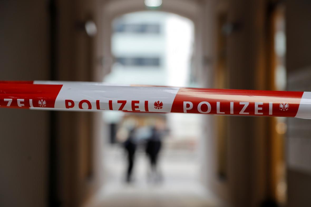 Rakouská policie - ilustrační foto