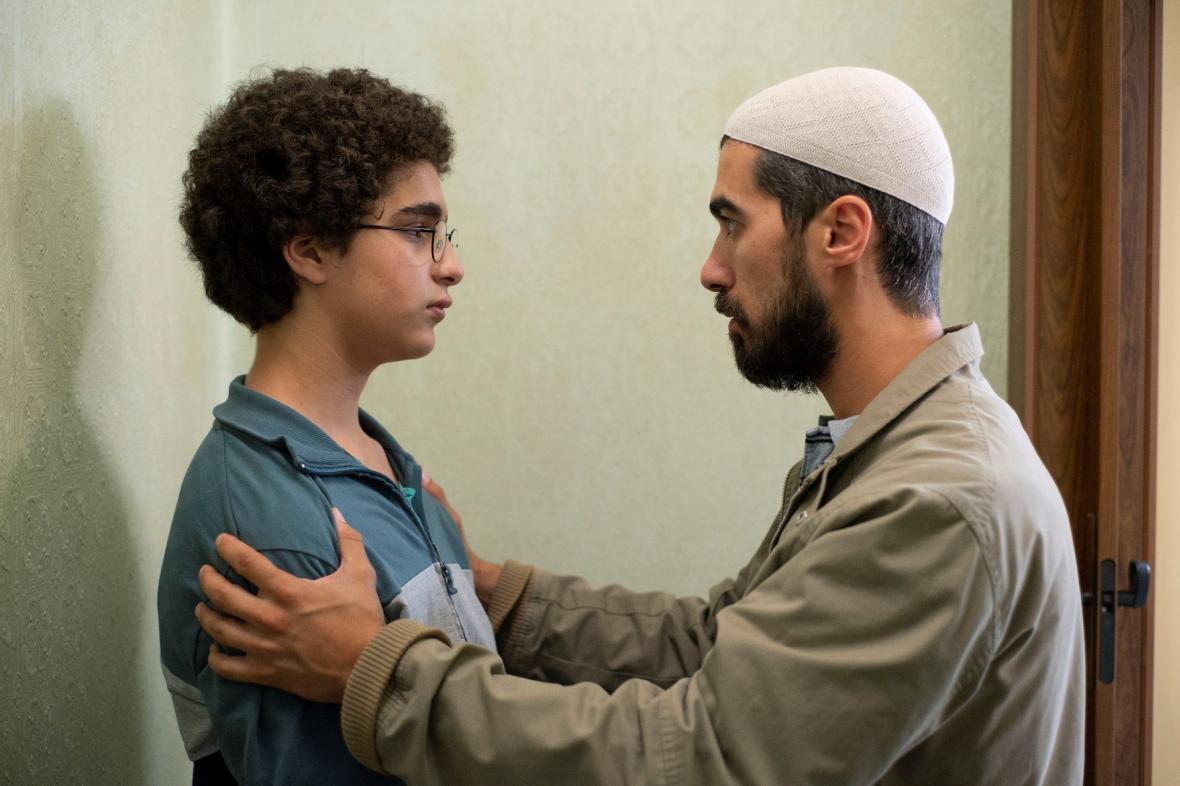 Z filmu Mladý Ahmed