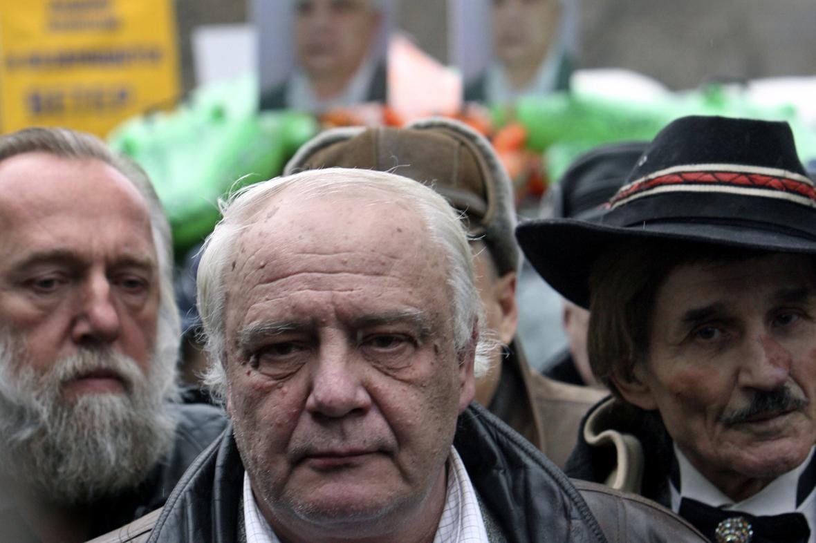 Sovětský disident Vladimir Bukovskij