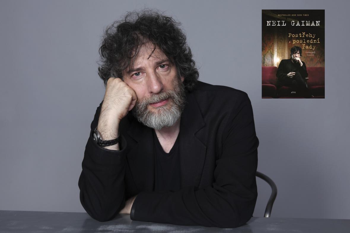Neil Gaiman / Postřehy z poslední řady