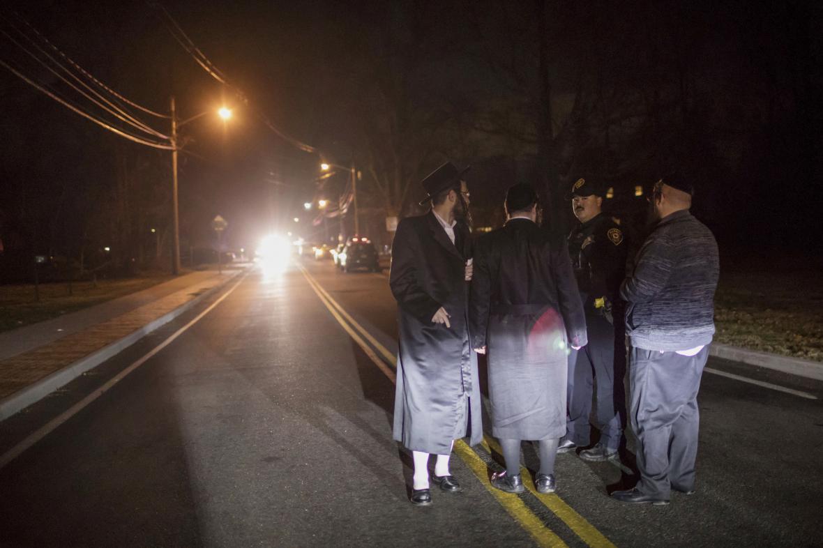 Útok v domě židovského rabína v Monsey