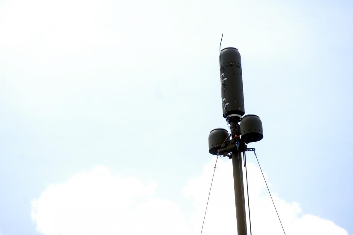 Pasivní radiolokátor Věra NG
