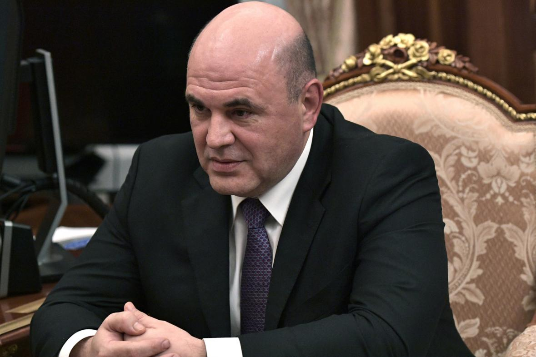 Michail Mišustin