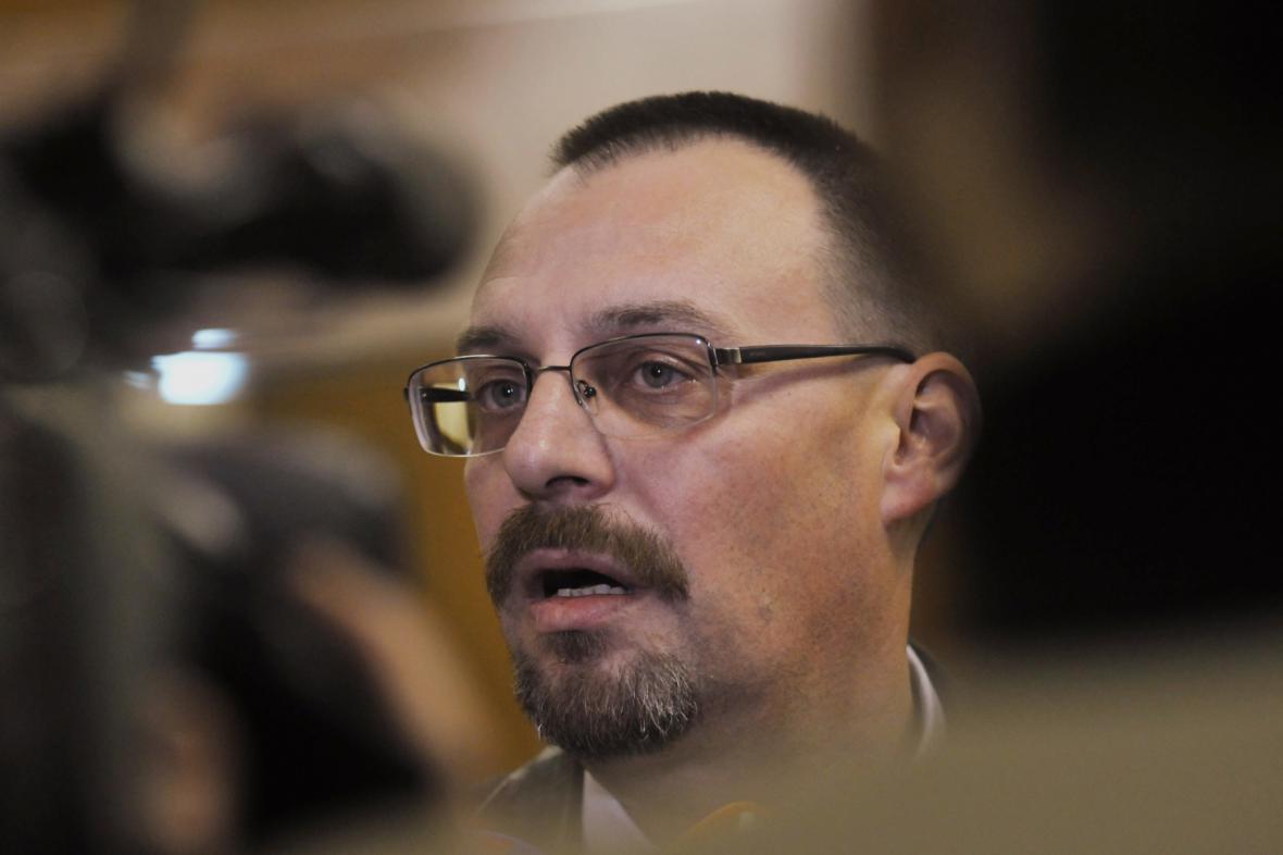Dobroslav Trnka na snímku z roku 2008