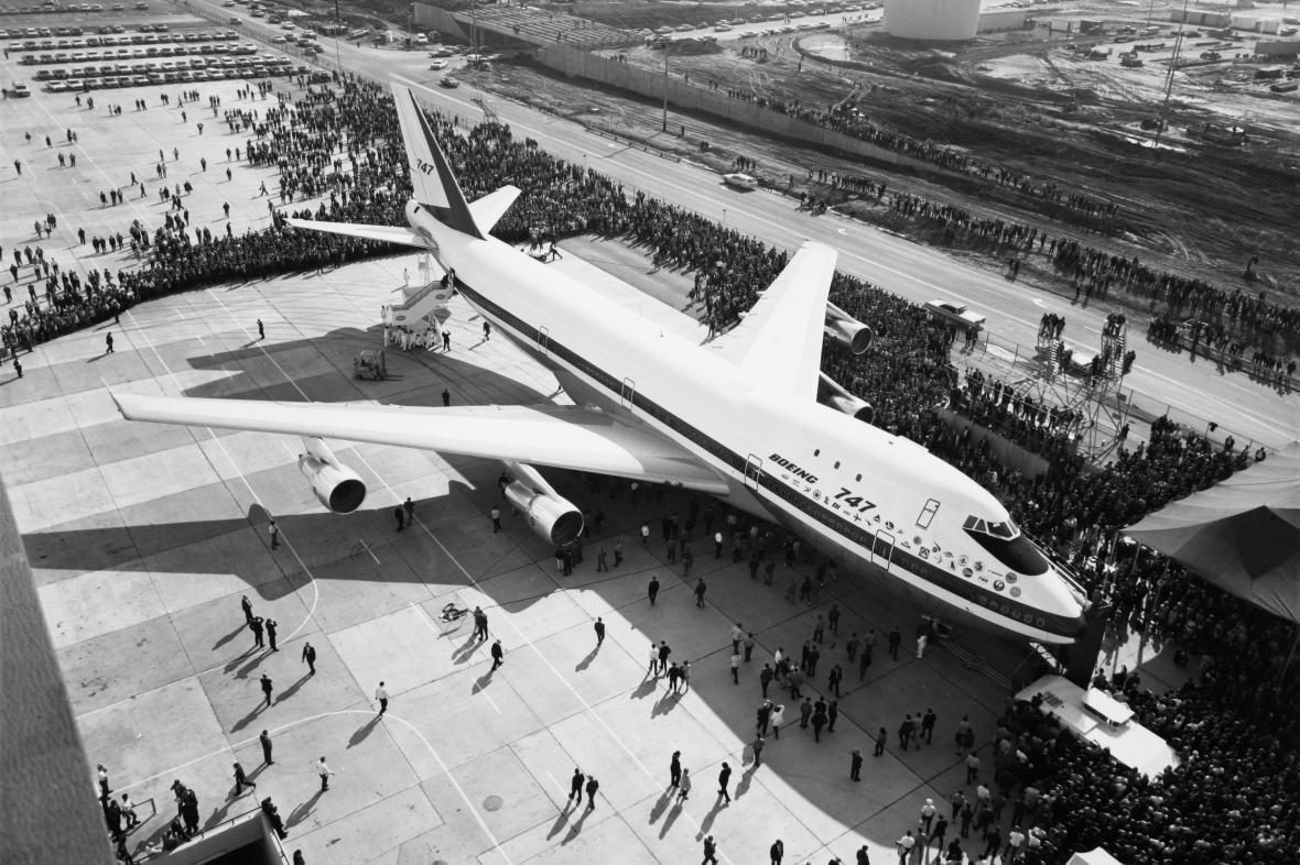 Veřejnosti byl prototyp poprvé představen 30. září 1968