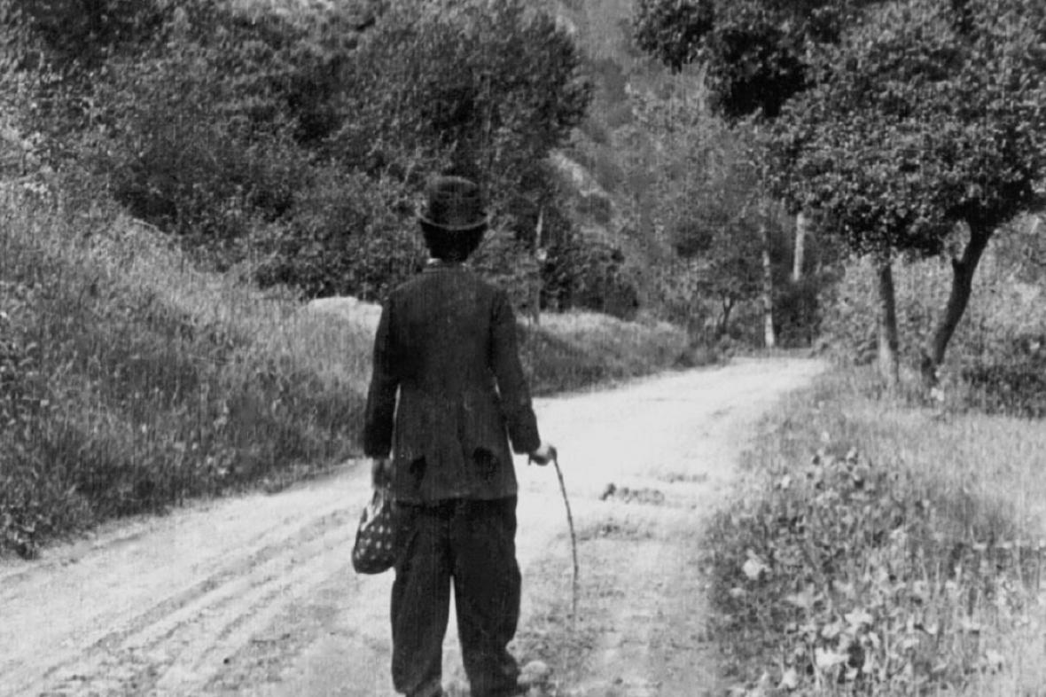 Chaplin tulákem