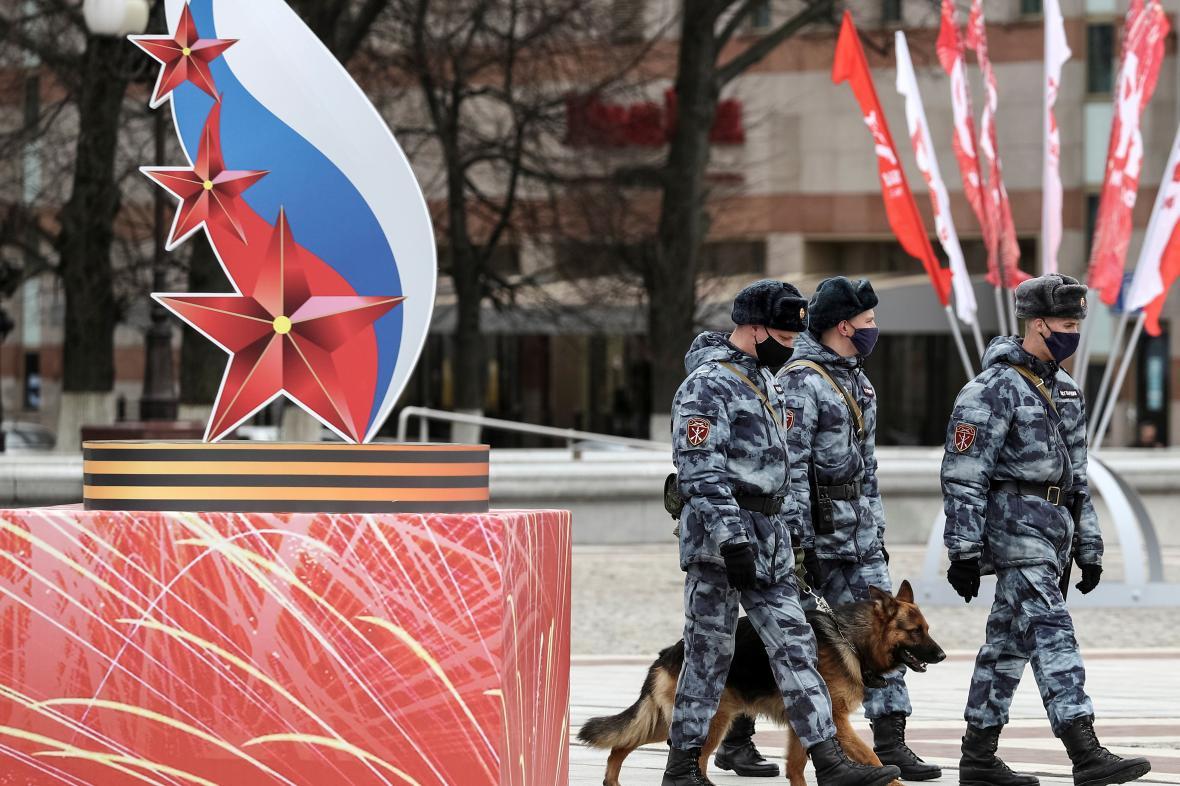Kaliningrad: přípravy na oslavy výročí konce války, nyní zrušené