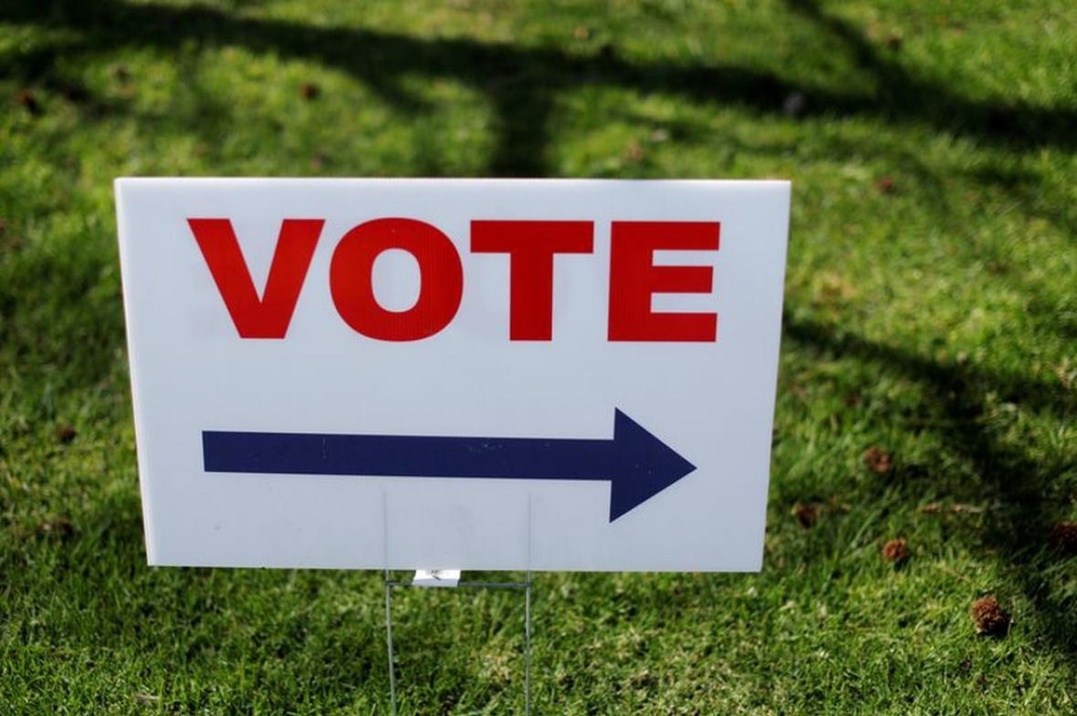 Volby v Kalifornii
