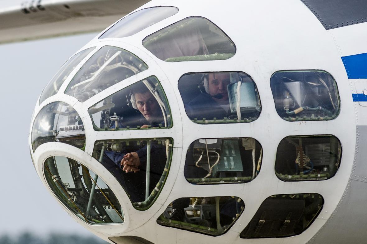 Ruský pozorovací letoun Antonov An-30B