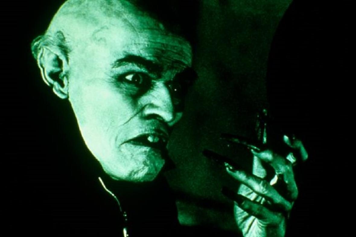 Z filmu Ve stínu upíra