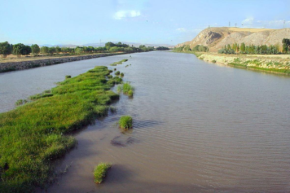 Řeka Kızılırmak