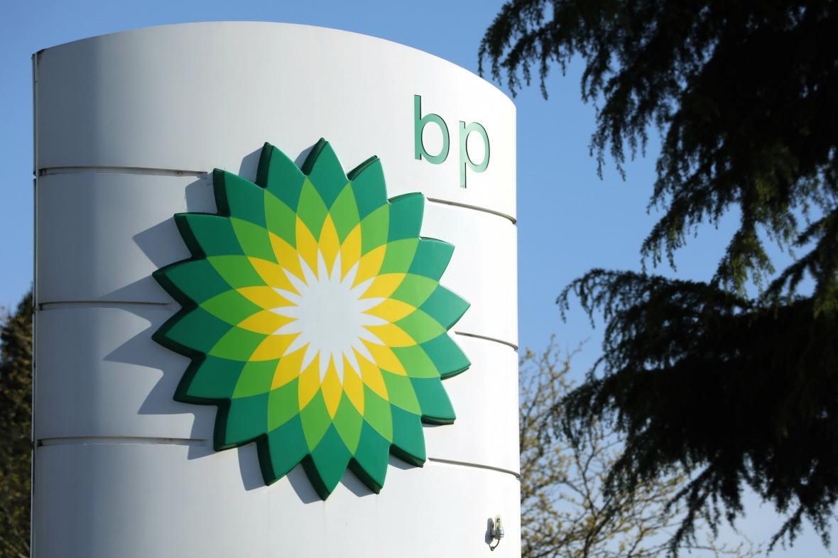 Britská ropná společnost BP