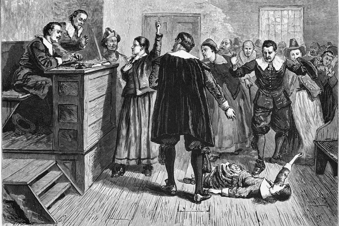 Proces s čarodějnicemi ze Salemu