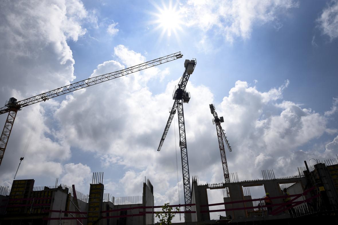 Výstavba rezidence