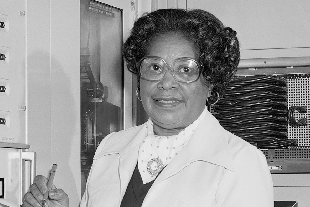 Mary Jacksonová