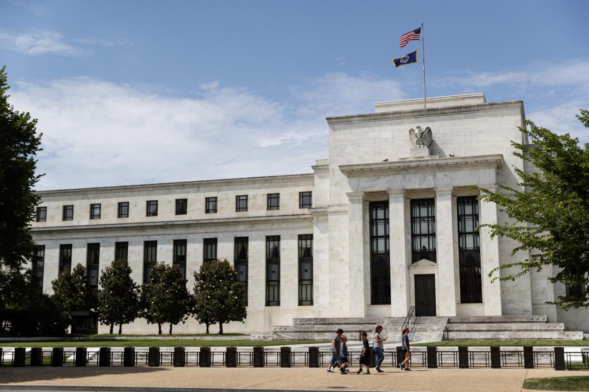 Americká centrální banka (Fed)