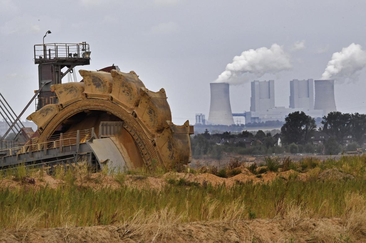 Německo se odklání od uhlí