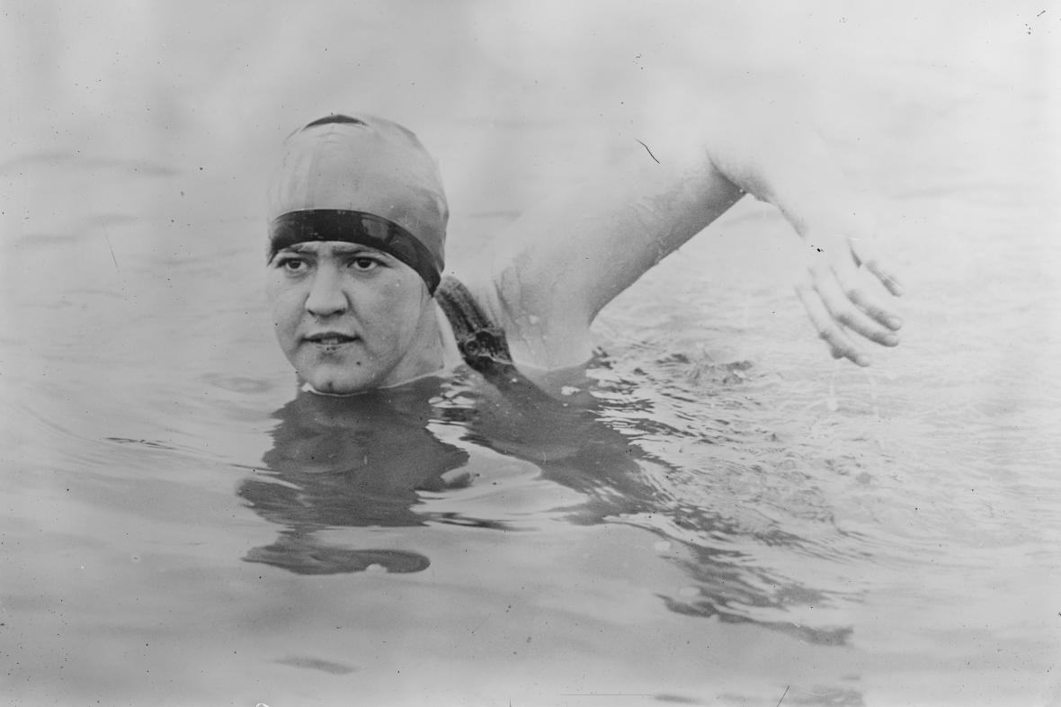 Gertrude Ederleová