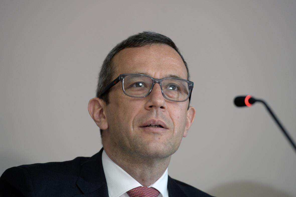 Výkonný ředitel společnosti Huawei Technologies Radoslaw Kedzia