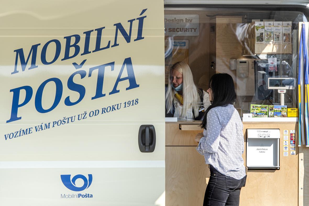 Mobilní pošta