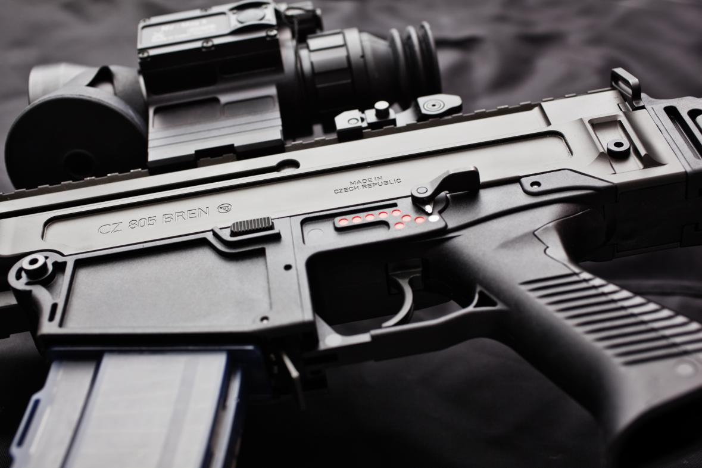 Útočné pušky CZ 805 BREN