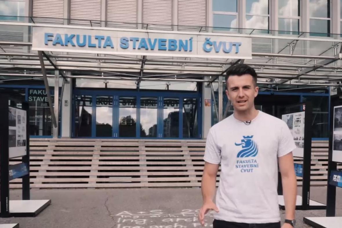 Virtuální prohlídka ČVUT