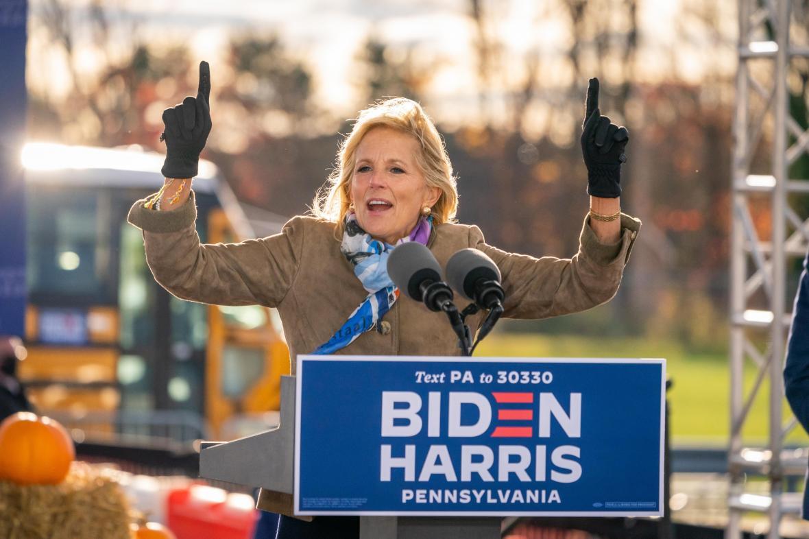 Jill Bidenová