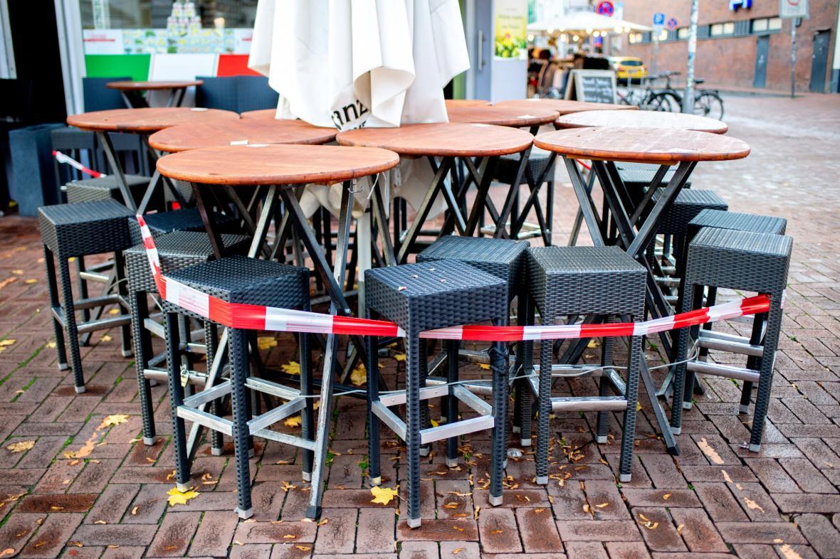 Zavřené restaurace
