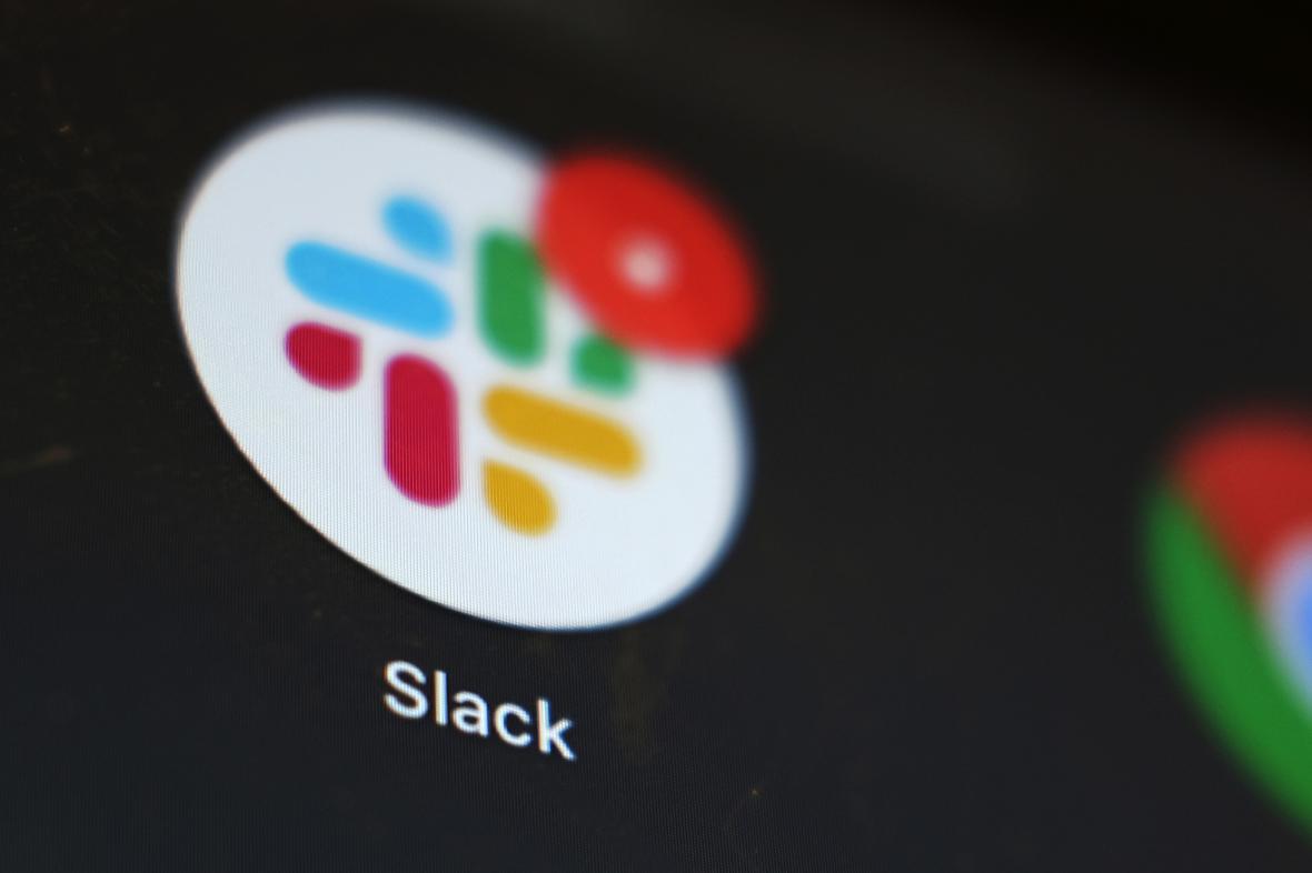 Aplikace Slack