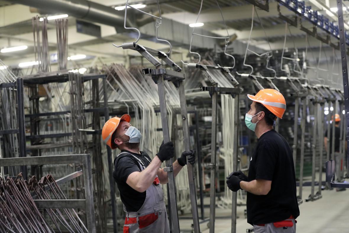Výroba lůžek