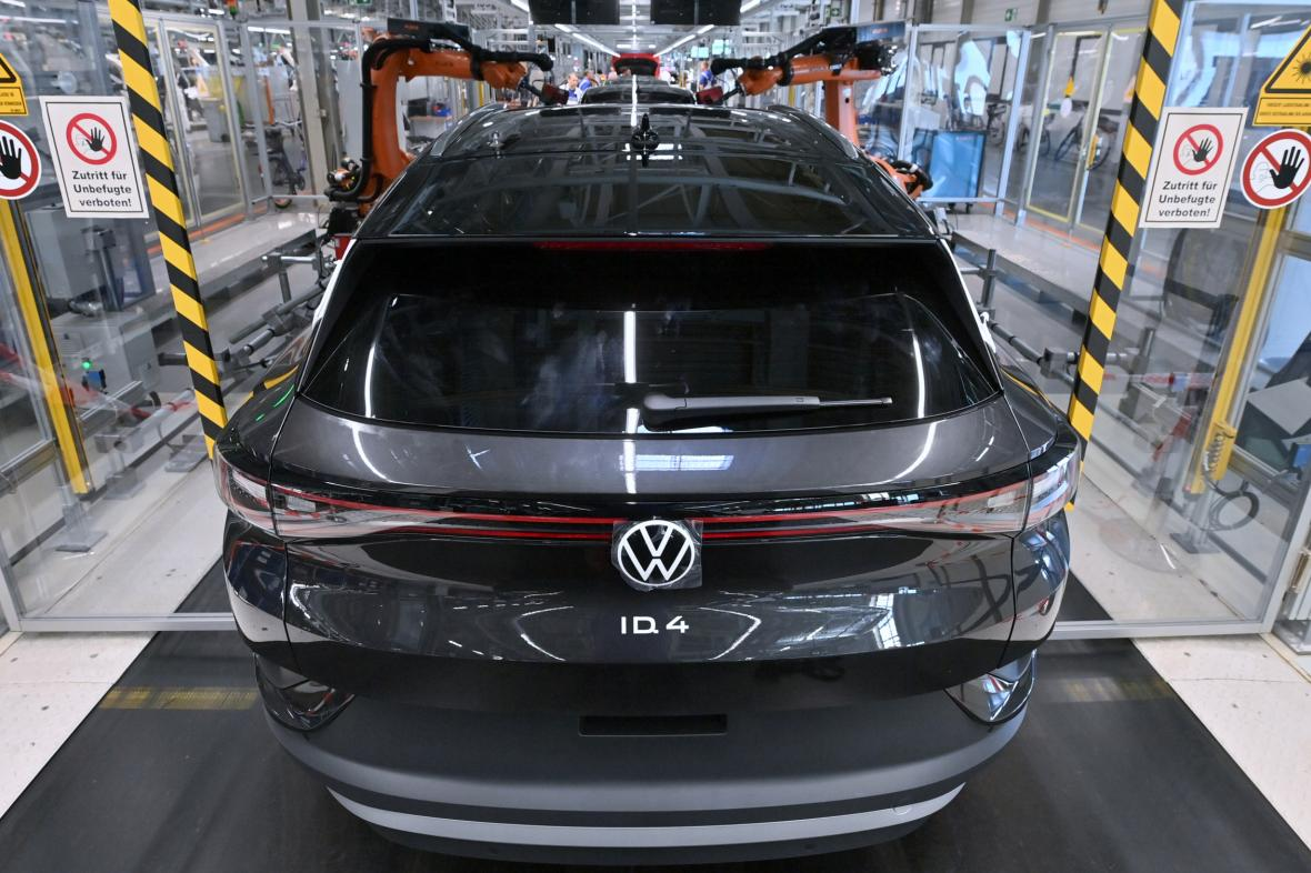 Výroba elektromobilu