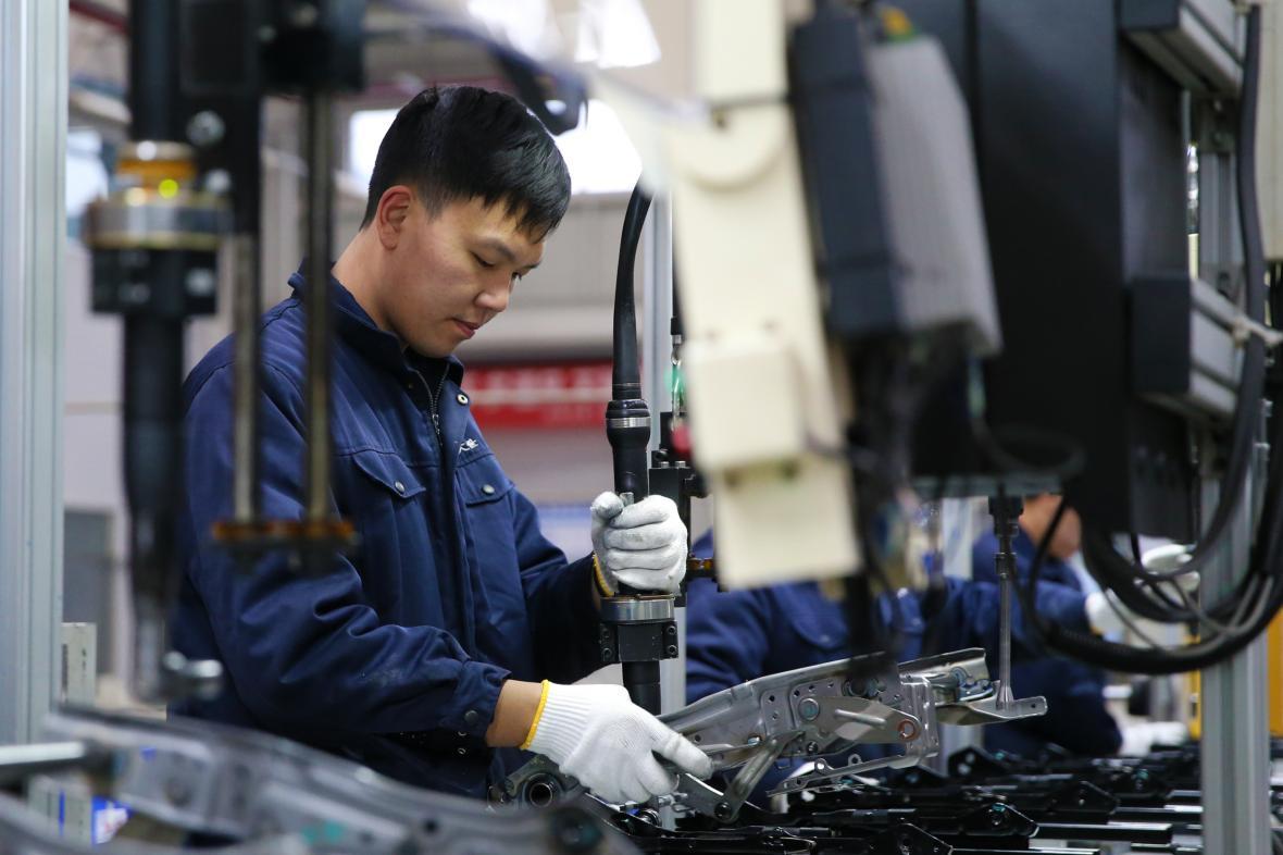 Výroba automobilových komponent