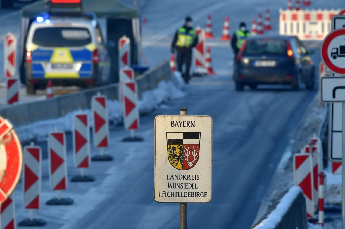 Německé hranice