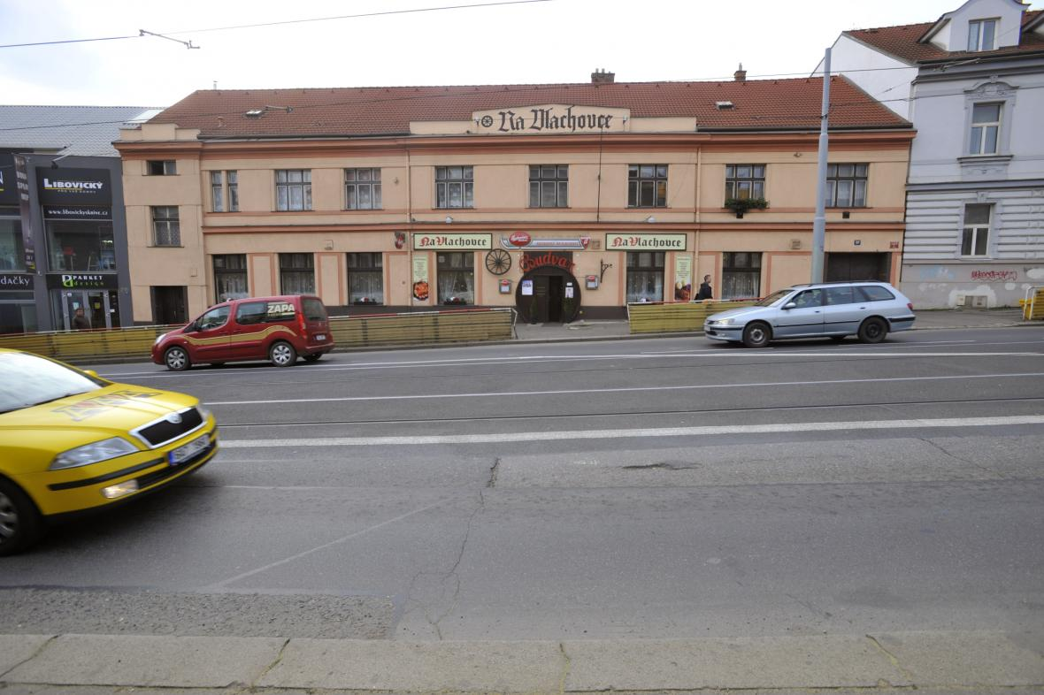 Restaurace Na Vlachovce