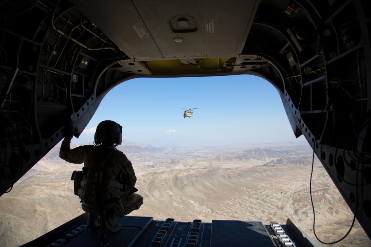Vojáci NATO by měli dát Afghánistánu své konečné sbohem v září 2021 (ilustrační foto)