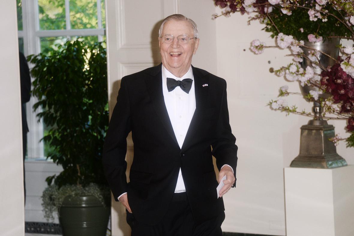 Walter Mondale, bývalý americký viceprezident