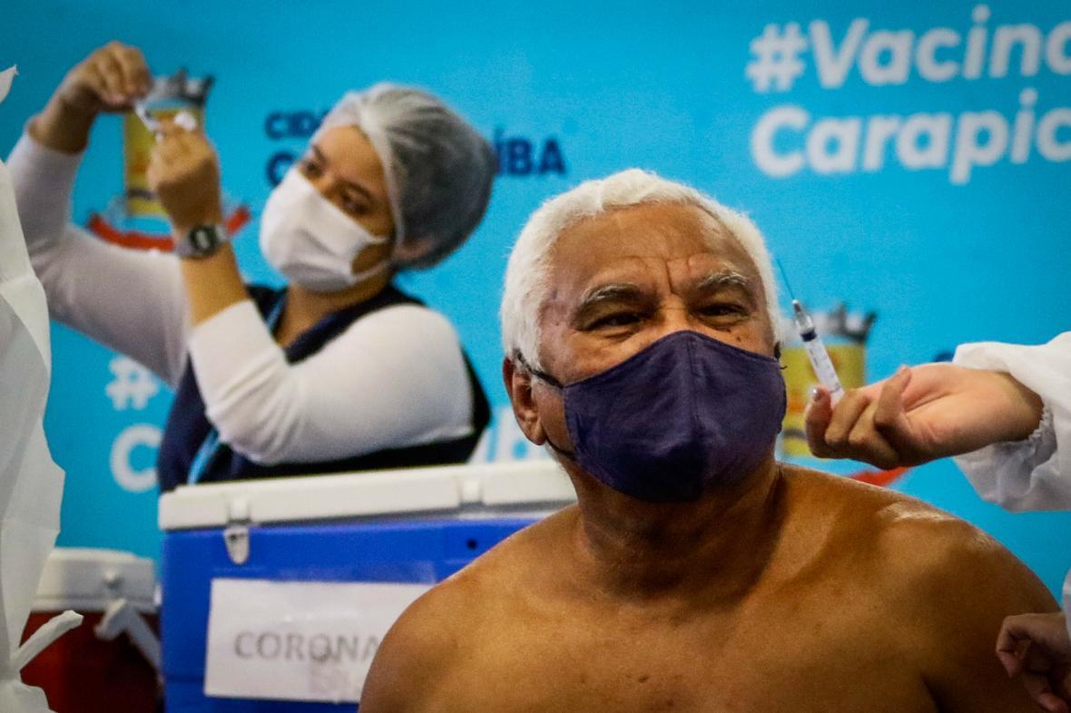 Očkování v Brazílii