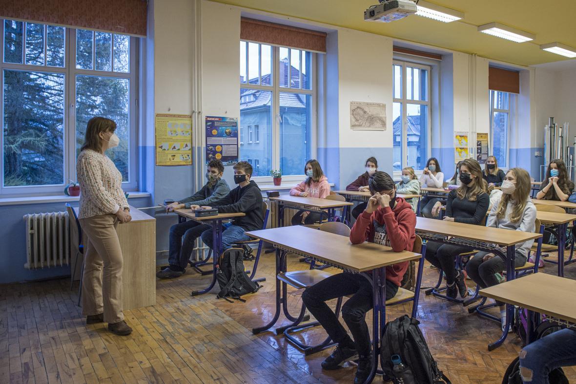 Návrat žáků do škol