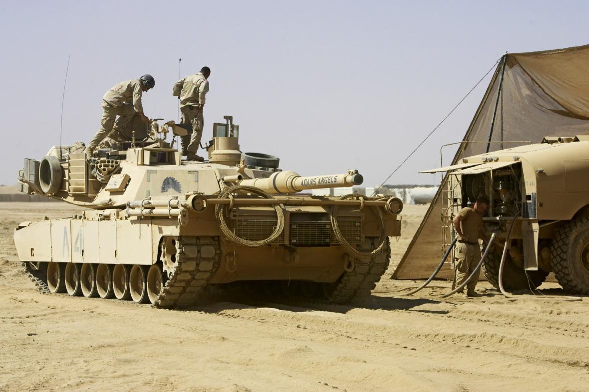 Základna Tal Afár v Iráku