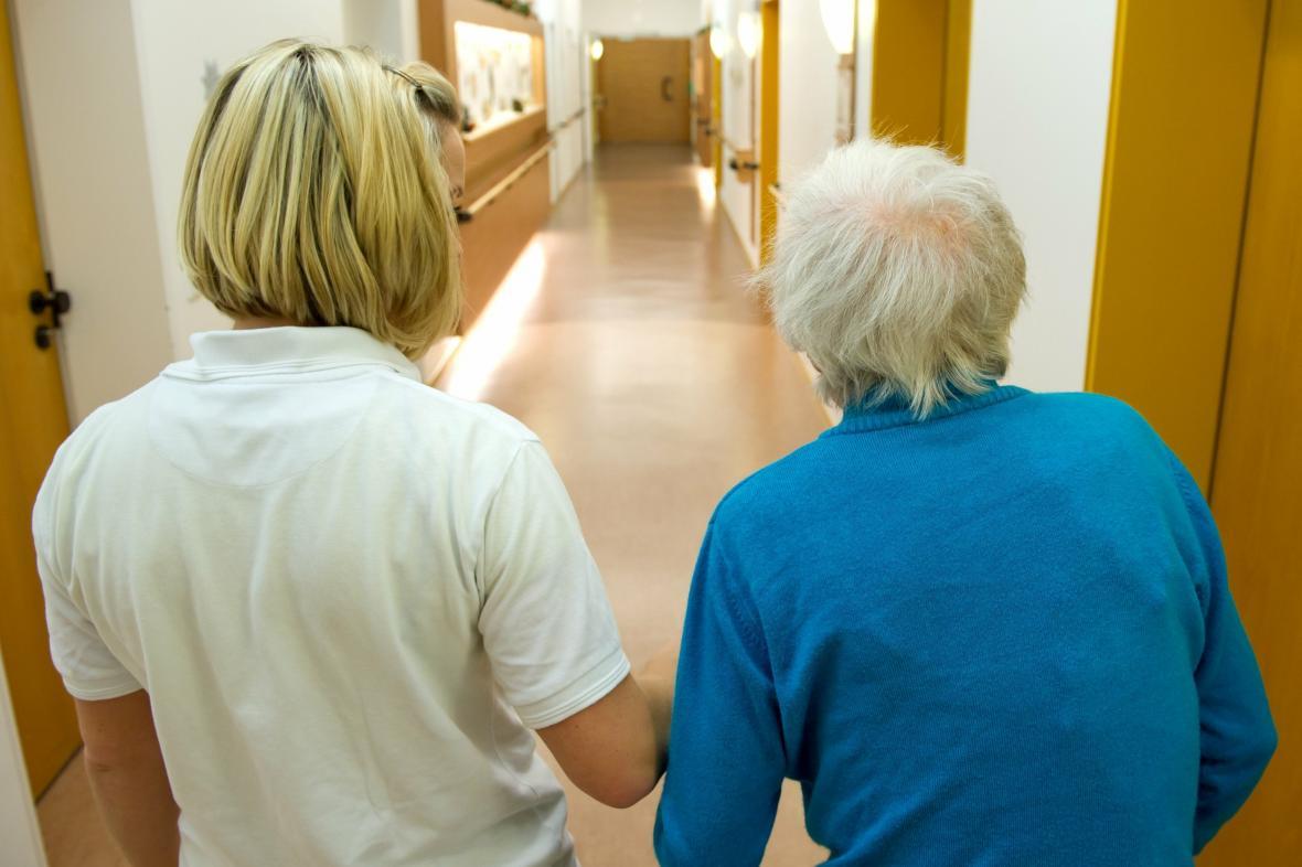 Péče o lidi s demencí