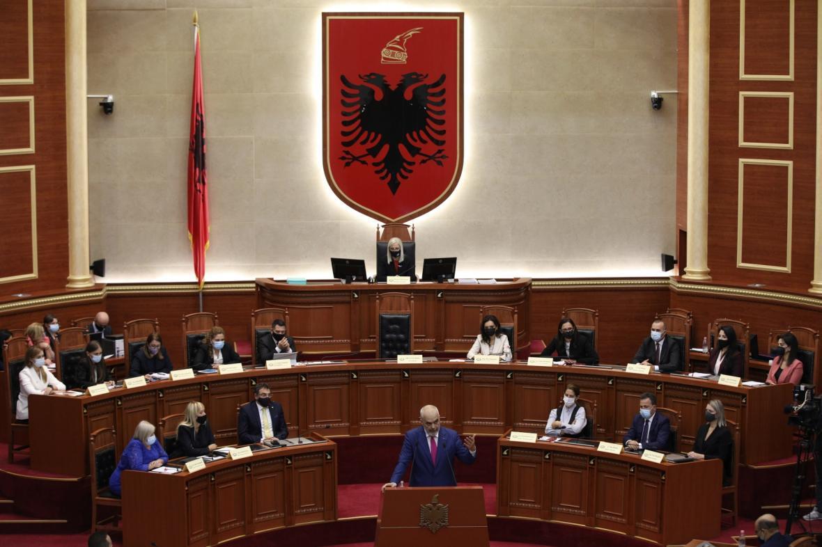 Albánská vláda