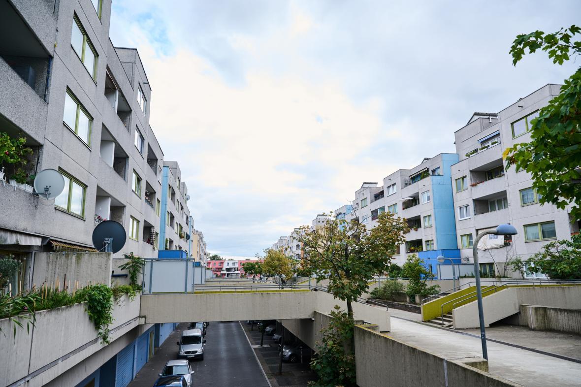 Byty od skupin Vonovia a Deutsche Wohnen v berlínské čtvrti Neukölln