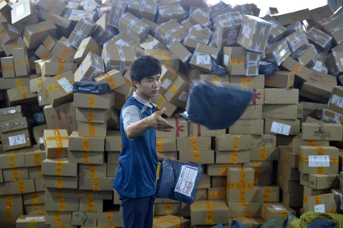 Čínské zboží
