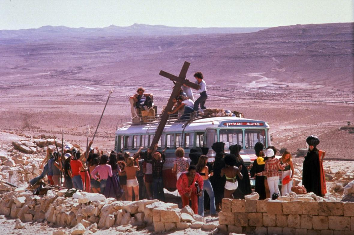 Z filmu Jesus Christ Superstar (1973)