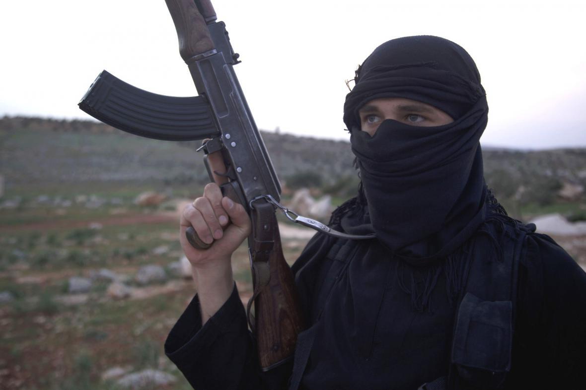Islamistický bojovník