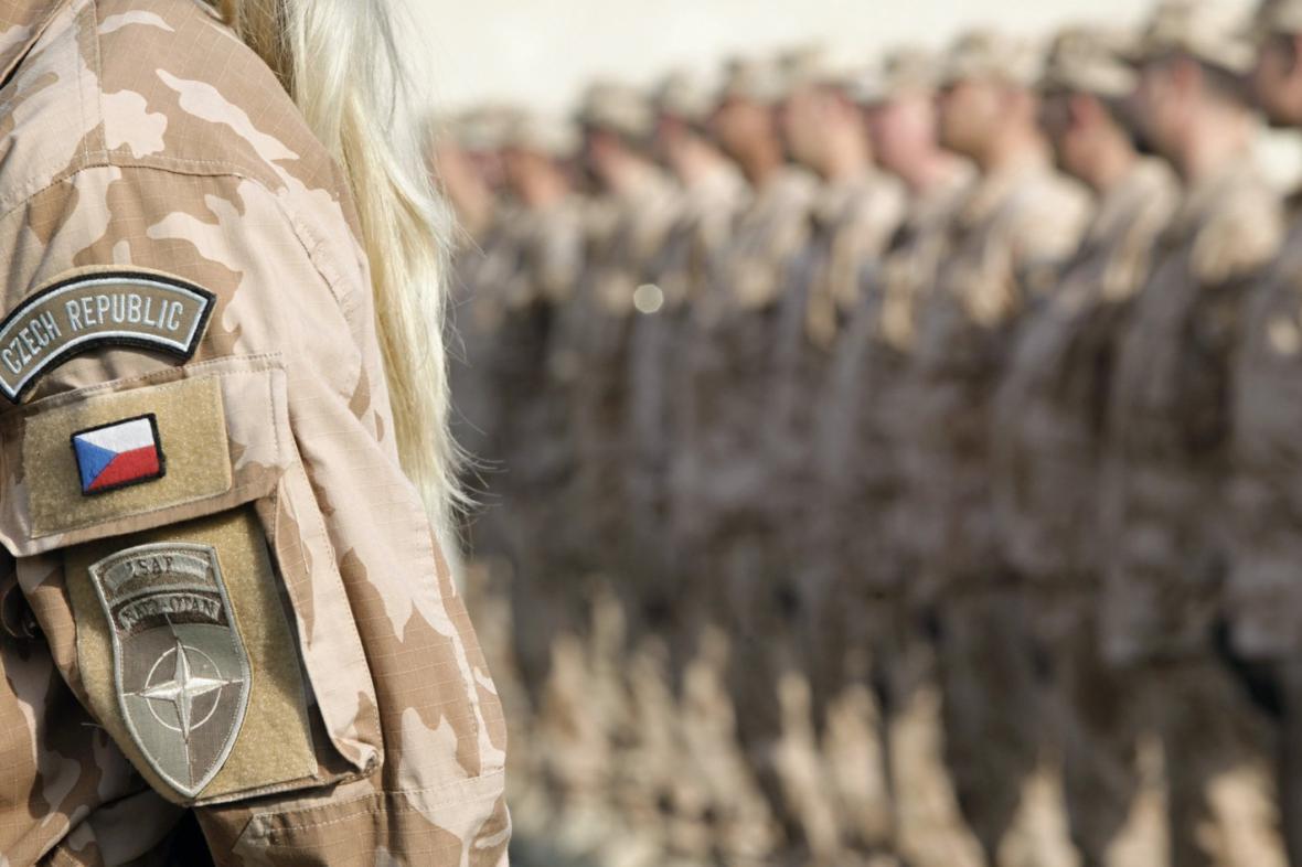 České jednotky v Afghánistánu