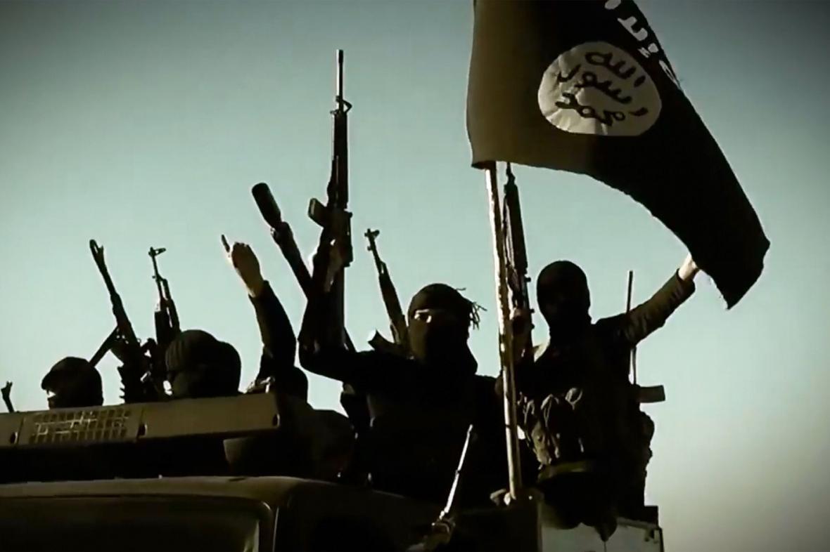Sunnitští radikálové