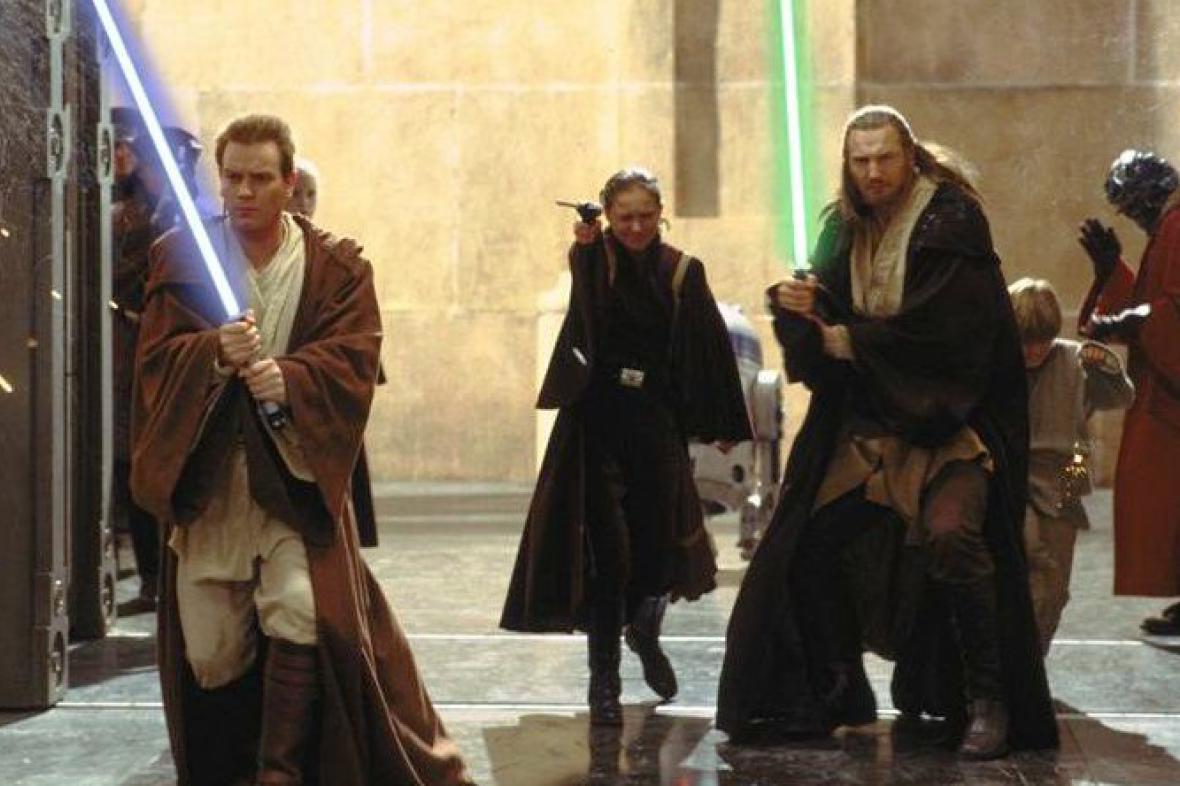 Star Wars: Epizoda I – Skrytá hrozba (3D)