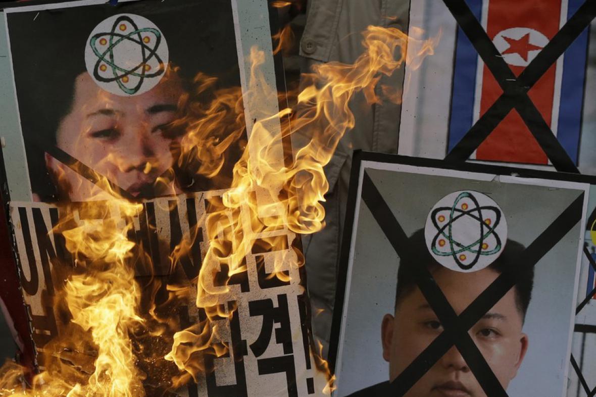 Jihokorejské protesty