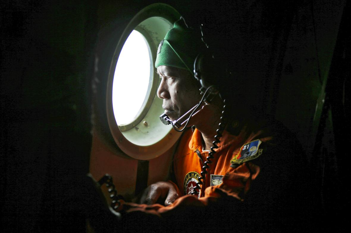 Pátrání po letu QZ8501